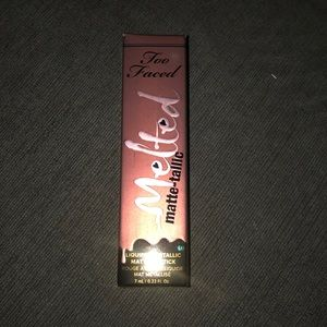 Brand new too faced melted lipgloss